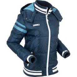 Kurtka outdoorowa bonprix ciemnoniebieski. Niebieskie kurtki damskie pikowane bonprix. Za 189,99 zł.