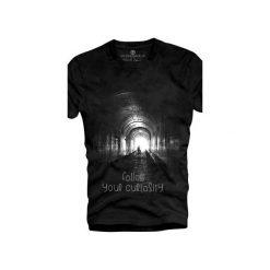 T-shirt UNDERWORLD Ring spun cotton Follow. Szare t-shirty męskie z nadrukiem marki Underworld, m, z bawełny. Za 59,99 zł.