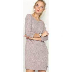 Sukienki: Różowa Sukienka Indiana