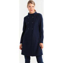 Płaszcze damskie pastelowe: Sisley Płaszcz wełniany /Płaszcz klasyczny navy