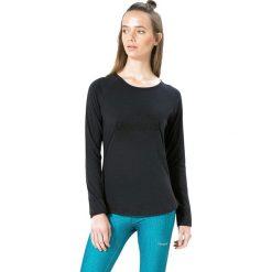 Bluzki sportowe damskie: Koszulka funkcyjna w kolorze czarnym