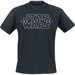 T-shirty męskie z nadrukiem: Star Wars Episode 8 – The Last Jedi T-Shirt czarny