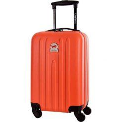 Walizki: Walizka w kolorze pomarańczowym – 27 l