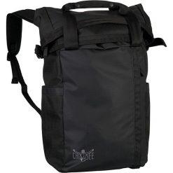 """Torebki i plecaki damskie: Plecak """"Coated Backpack"""" w kolorze czarnym – 29 x 62 x 17,5 cm"""