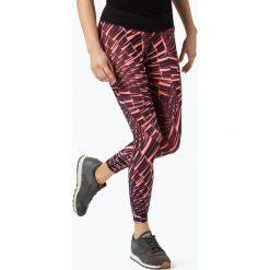 Legginsy sportowe damskie: Only Play - Sportowe legginsy damskie, różowy