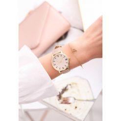 Beżowy Zegarek Cyclamen. Brązowe zegarki damskie other. Za 29,99 zł.