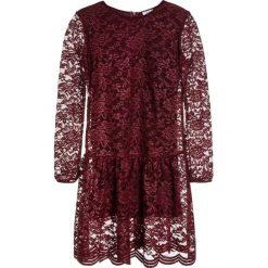 Sukienki dziewczęce z falbanami: OVS DRESS Sukienka koktajlowa burgundy