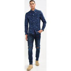 Rurki męskie: Cristiano Ronaldo CR7 TYPE SRAW SEAM Jeansy Slim Fit blue shade