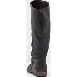 Felmini RENOIR Kozaki zenia black. Czarne buty zimowe damskie Felmini, z materiału. W wyprzedaży za 343,85 zł.