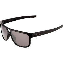 Okulary przeciwsłoneczne damskie aviatory: Oakley CROSSRANGE PATCH Okulary przeciwsłoneczne matte black/prizm black