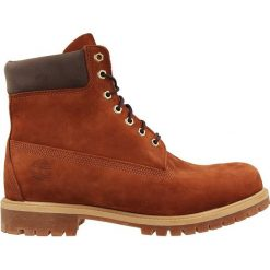 Buty trekkingowe męskie: Timberland Buty męskie6 Premium Boot brązowe r. 42 (A1LXU)