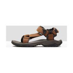 Sandały męskie: TEVA Sandały męskie M'S Terra Fi Lite Leather brązowe r. 48.5