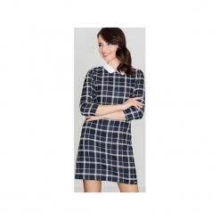 Sukienka K424 Wzór 46. Szare sukienki balowe marki Lenitif, l. Za 149,00 zł.