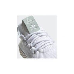 Trampki Dziecko  adidas  Buty Pharrell Williams Tennis Hu. Czarne trampki chłopięce marki Adidas, z materiału. Za 265,30 zł.
