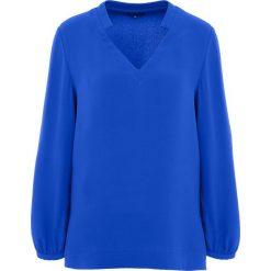 Bluzki asymetryczne: Escada NAMASMI Bluzka cobalt