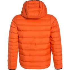 BOSS Kidswear Kurtka puchowa orange. Brązowe kurtki chłopięce zimowe marki Reserved, l, z kapturem. W wyprzedaży za 551,20 zł.