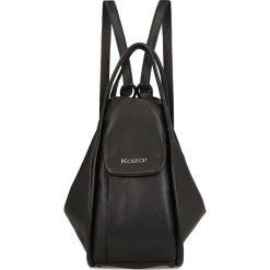 Plecaki damskie: Czarny plecak damski