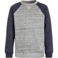 Element MERIDIAN BLOCK  Bluza grey heather. Szare bluzy dziewczęce Element, z bawełny. Za 209,00 zł.