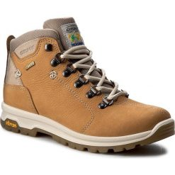 Trekkingi GRISPORT - 12905N75G Calz. Brązowe buty trekkingowe damskie Grisport. W wyprzedaży za 289,00 zł.