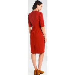 Odzież damska: Hobbs KARISSA  Sukienka etui dark tiger orange