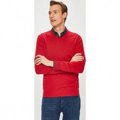 Medicine - Sweter Basic. Czerwone swetry klasyczne męskie MEDICINE, l, z bawełny. Za 99,90 zł.