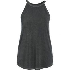 Yogasearcher Top black. Czarne topy sportowe damskie Yogasearcher, m, z elastanu. Za 249,00 zł.