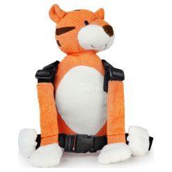Przytulanki i maskotki: Goldbug – Szelki smycz dla dzieci z maskotką – Tygrys