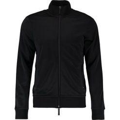 Bejsbolówki męskie: Armani Exchange Bluza rozpinana black
