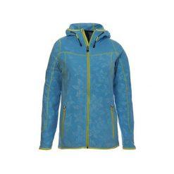 Bluzy sportowe damskie: KILLTEC Bluza damska Agda niebieska r.38 (2649038)