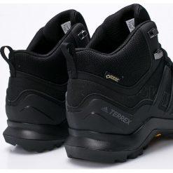 Adidas Performance - Buty Terrex Swift R2 Mid. Czarne halówki męskie marki Camper, z gore-texu, wspinaczkowe, gore-tex. W wyprzedaży za 599,90 zł.