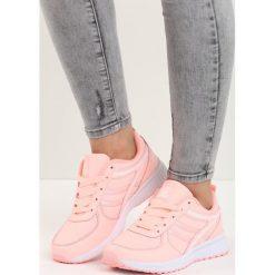 Różowe Buty Sportowe Come Up. Czerwone buty sportowe damskie marki QUECHUA, z gumy. Za 89,99 zł.