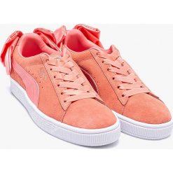 Buty sportowe dziewczęce: Puma – Buty dziecięce Suede Bow