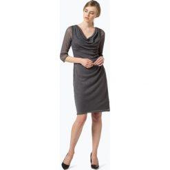 Sukienki hiszpanki: Ambiance – Damska sukienka wieczorowa, szary