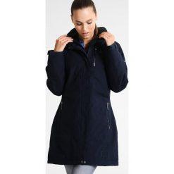 Schöffel MONTEREY Parka night blue. Niebieskie kurtki sportowe damskie Schöffel, z materiału. W wyprzedaży za 629,50 zł.