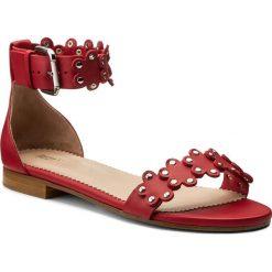 Rzymianki damskie: Sandały RED VALENTINO – PQ2S0A37 Amarillo CC7