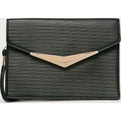 Answear - Torebka Heritage. Szare torebki klasyczne damskie ANSWEAR, w paski, z materiału, małe. W wyprzedaży za 54,90 zł.