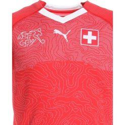 Puma SCHWEIZ Koszulka reprezentacji red/white. Różowe t-shirty dziewczęce marki Puma, na lato, z tkaniny, sportowe. Za 299,00 zł.