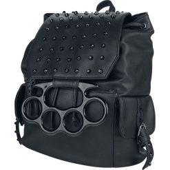 Vixxsin Backstreet Bag Plecak czarny. Czarne plecaki damskie Vixxsin. Za 144,90 zł.