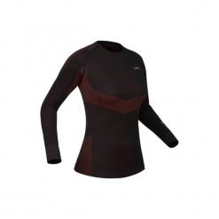 Koszulka narciarska 900 damska. Białe t-shirty damskie marki Adidas, xs. Za 79,99 zł.