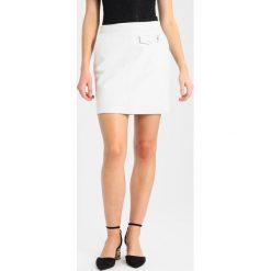 Minispódniczki: Oakwood Spódnica skórzana white