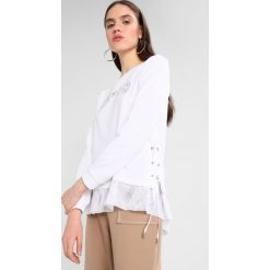 Bluzy damskie: Liu Jo Jeans FELPA CHIUSA ELENA Bluza elena