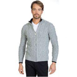 Sir Raymond Tailor Sweter Męski, M, Szary. Szare swetry rozpinane męskie Sir Raymond Tailor, m. Za 229,00 zł.
