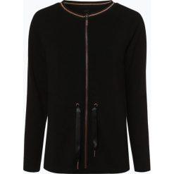 Soyaconcept® - Damska bluza rozpinana, czarny. Czarne bluzy rozpinane damskie marki Soyaconcept, l, z satyny. Za 229,95 zł.
