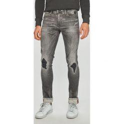 Blend - Jeansy Cirrus. Szare jeansy męskie skinny Blend, z bawełny. Za 299,90 zł.