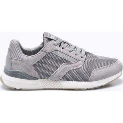 Gant - Buty Andrew. Szare buty sportowe męskie marki GANT, z materiału, na sznurówki. W wyprzedaży za 269,90 zł.