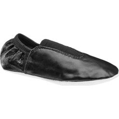 Kapcie damskie: baletki  Victory czarne