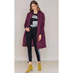 Bomberki damskie: Second Female Kurtka bomberka Mallory - Purple