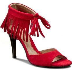 Rzymianki damskie: Sandały SIMEN – 0339 K.W.Rosso