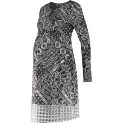 Sukienki hiszpanki: Anna Field MAMA Sukienka letnia black/offwhite
