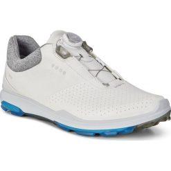 Golfy męskie: ECCO M Golf Biom Hybrid 3 – Biały – 39
